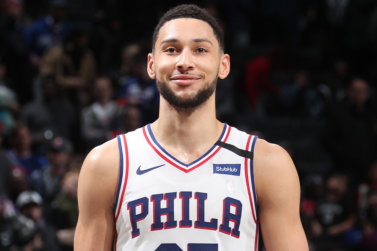 Ben Simmons With A BOLD Prediction