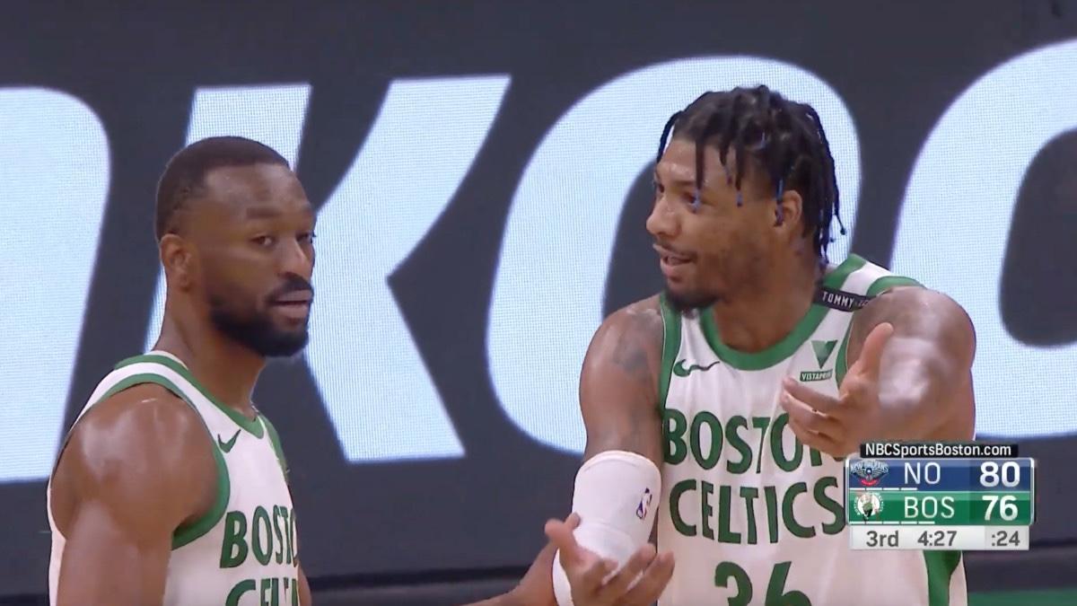 The Celtics Have Beaten Me Down