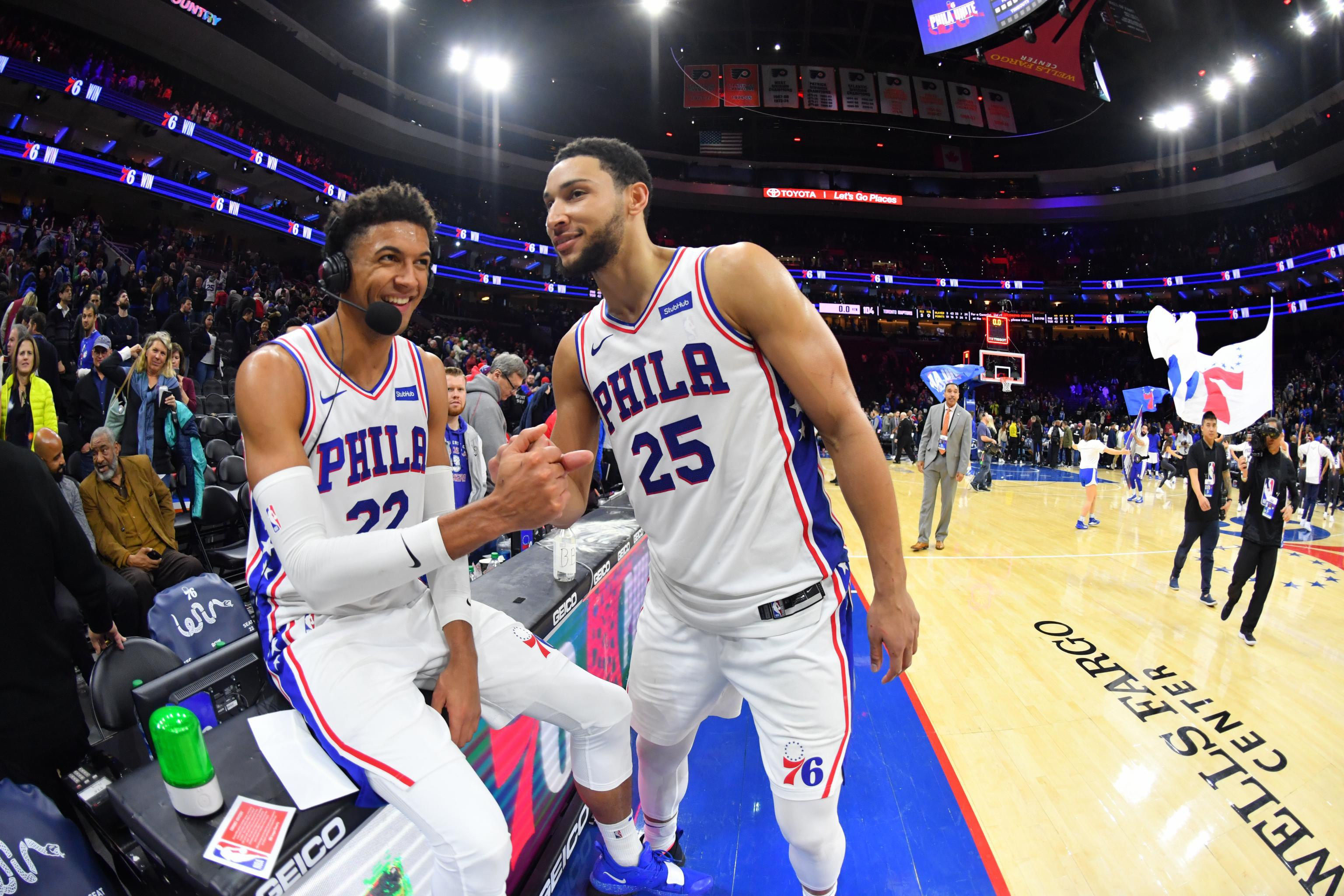 How Good Does Doc Rivers Think Matisse Thybulle Is On Defense?