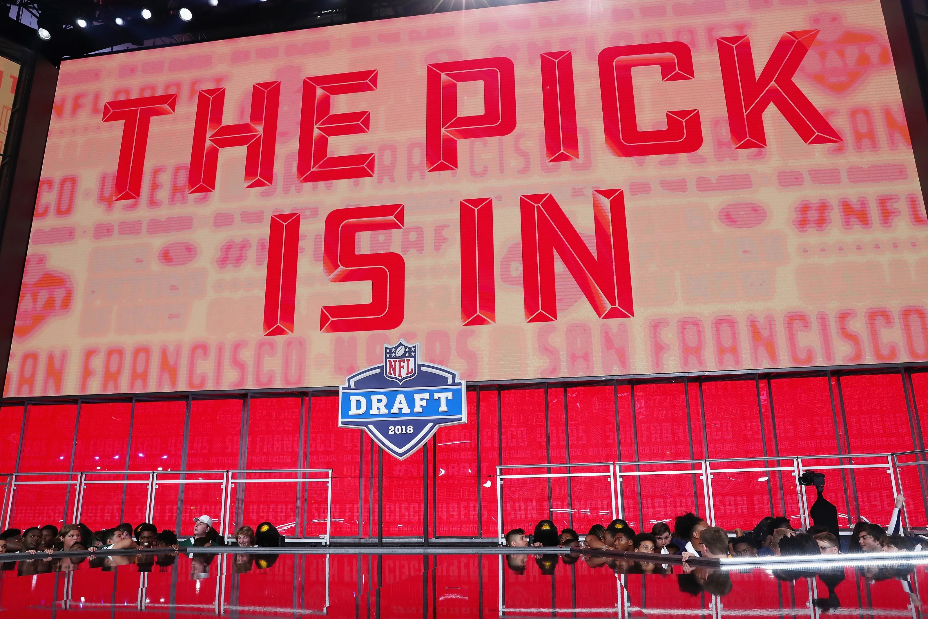 Breaking:  49ers Narrowed Down To 2 QB's For The 3rd Overall Pick