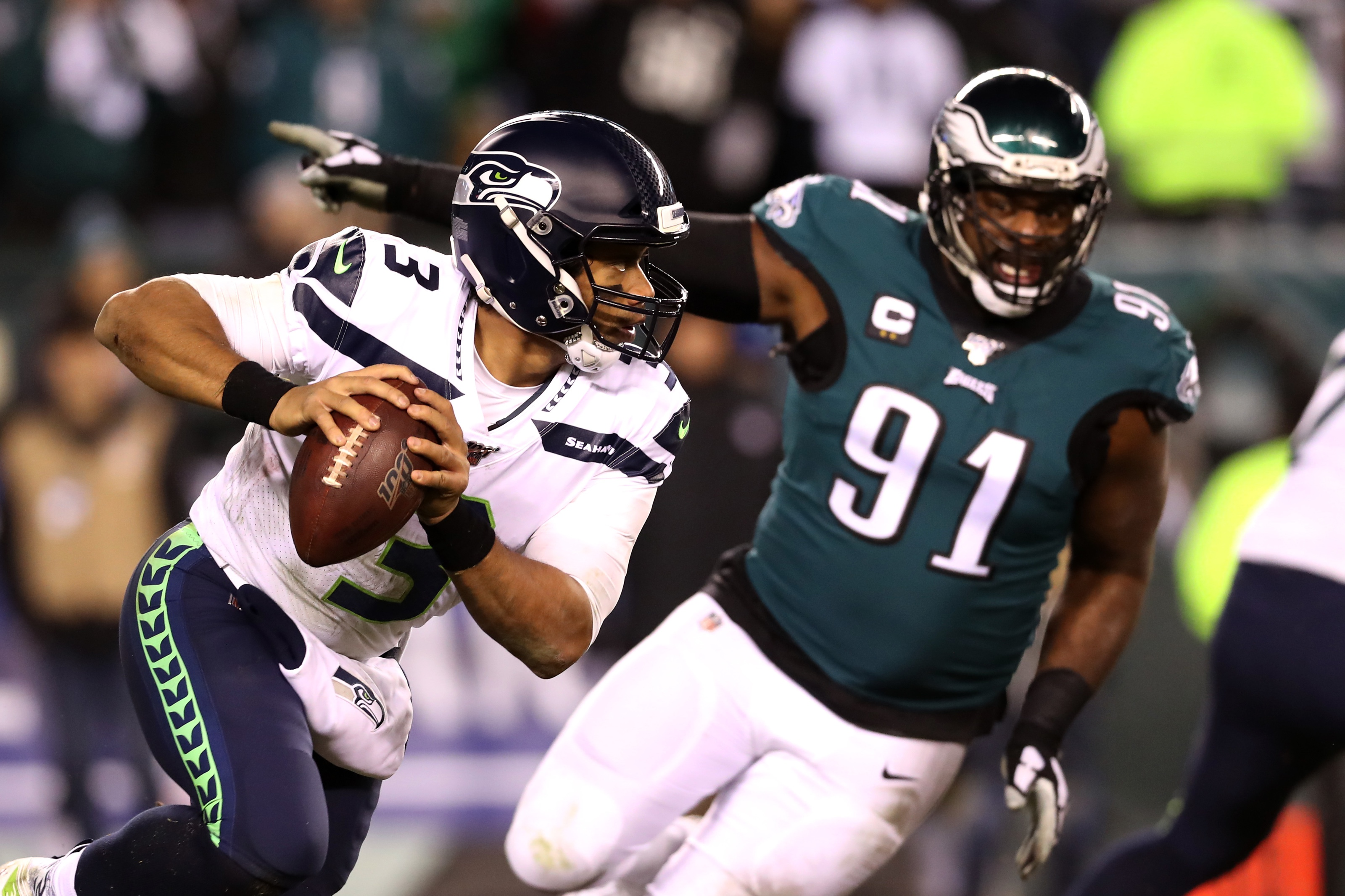 Eagles In The Driver's Seat For Russell Wilson?