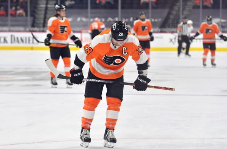 RIP The 2021 Philadelphia Flyers