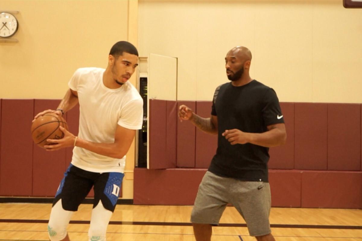 Apparently Jayson Tatum Hurt The Celtics By Idolizing Kobe Bryant Instead Of Kevin Garnett