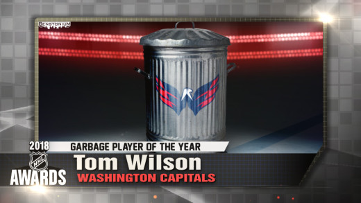Not So Shocking News: Tom Wilson Is Still A Scumbag
