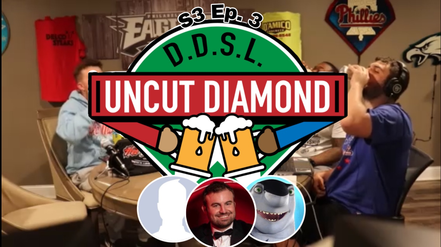 Uncut Diamond, The Delco Softball League Podcast, is better than Joe Rogan.