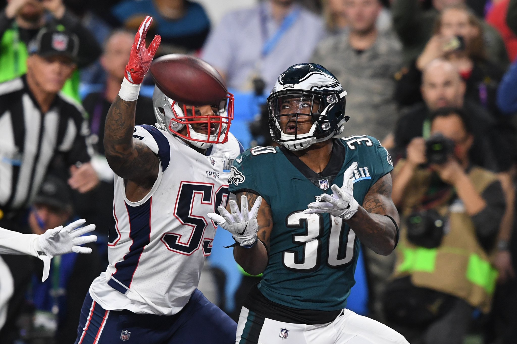 Corey Clement With A Thank You Philly Post, Now Off To The Enemy