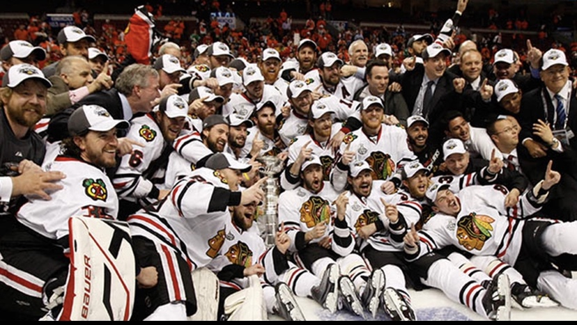 Former Blackhawks Player Accusing Coach Of Sexual Assault