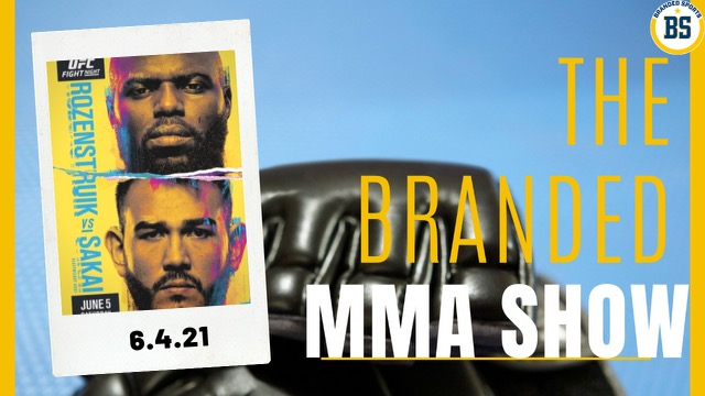The Branded MMA Show