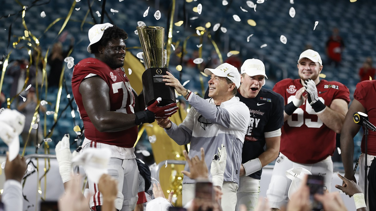 College Football's 12 Team Playoff Is for The Best