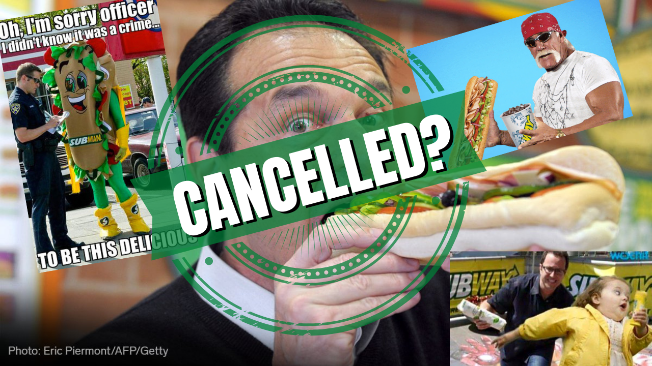 Is Subway Cancelled? – @JamesSantore