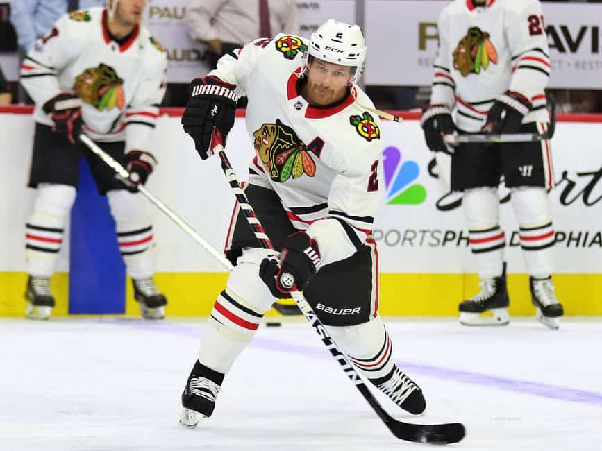 Duncan Keith Heading To Vancouver?