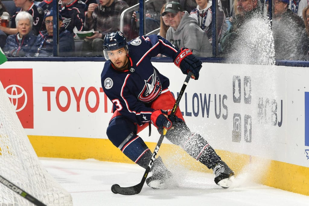 Flyers With Deal In Place For Seth Jones?