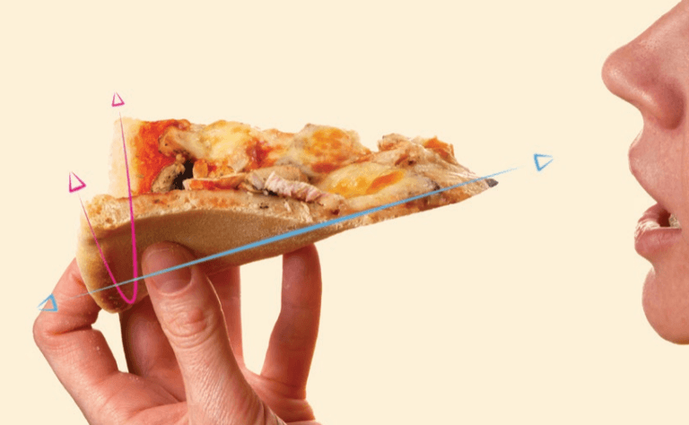 The Great Debate: The Correct Way To Eat Pizza
