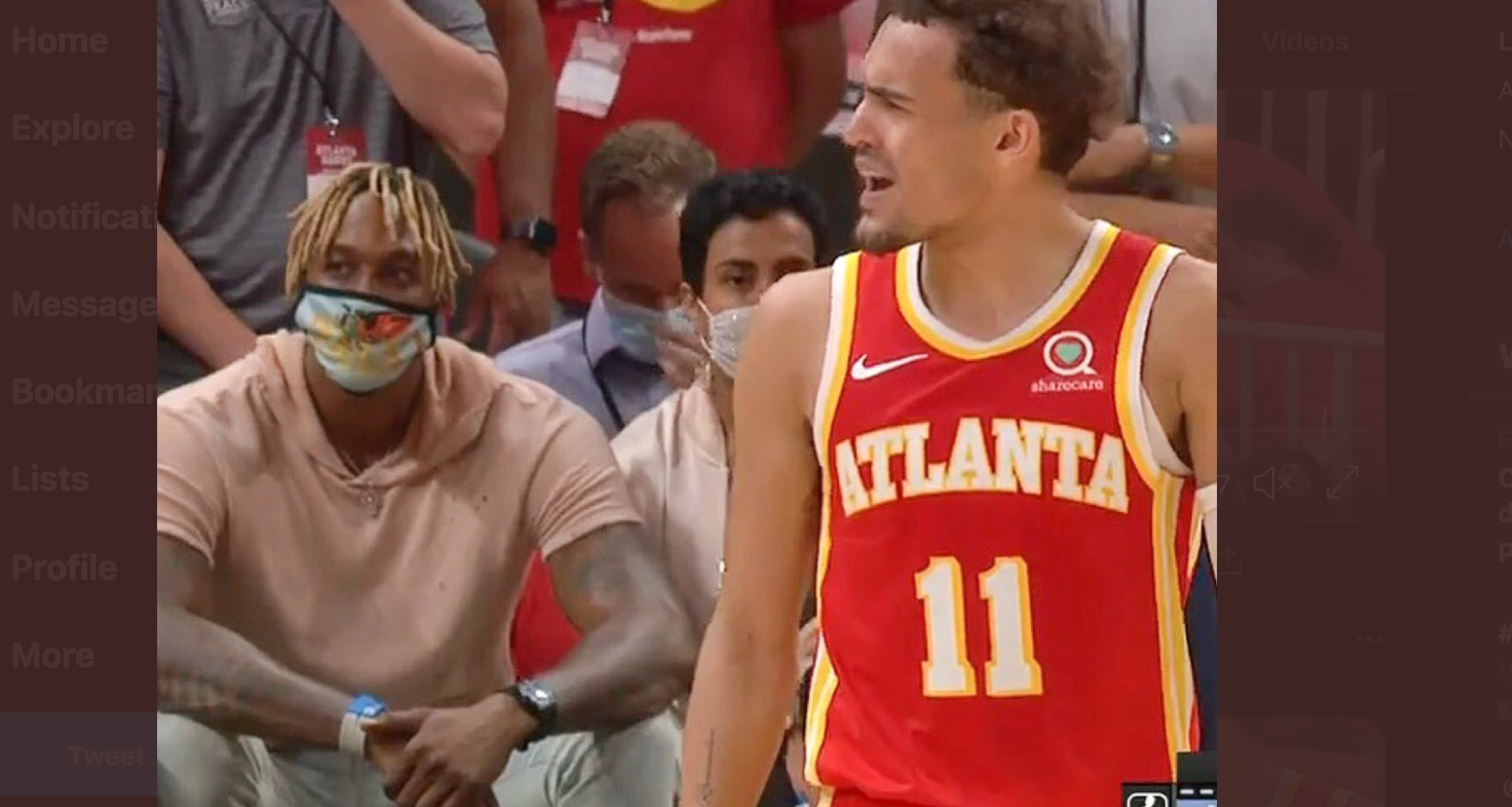 You Are Beyond Soft If Dwight Howard Upset You Last Night