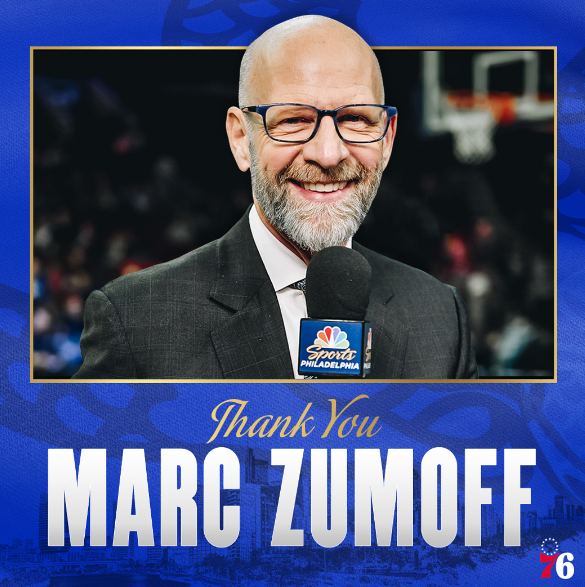 Not To Be Dramatic But Marc Zumoff Retiring Is One Of The Worst Things That's Ever Happened To Me