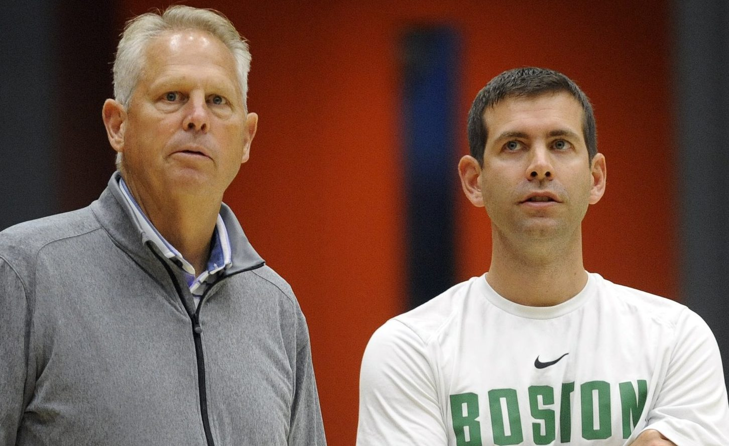 """Danny Ainge Is Out, Brad Stevens """"Promoted"""""""