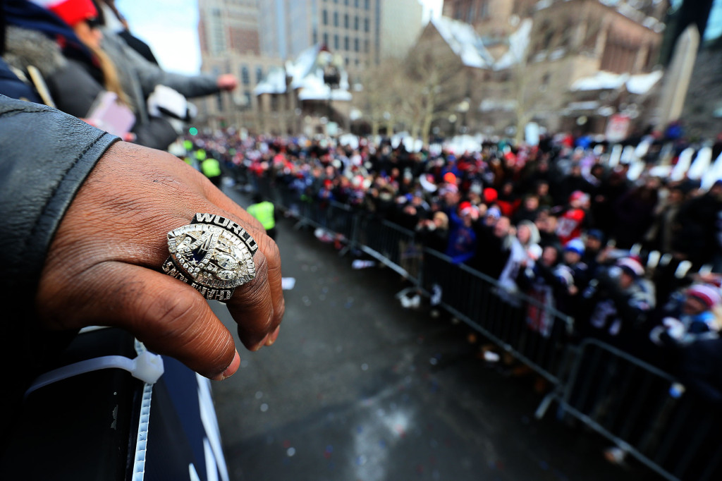 Vince Wilfork's Son Was Arrested For Stealing $300K Worth Of Super Bowl Rings And Jewelry From Him And He Only Found Out Because A Patriots Fan Told Him He Bought Them