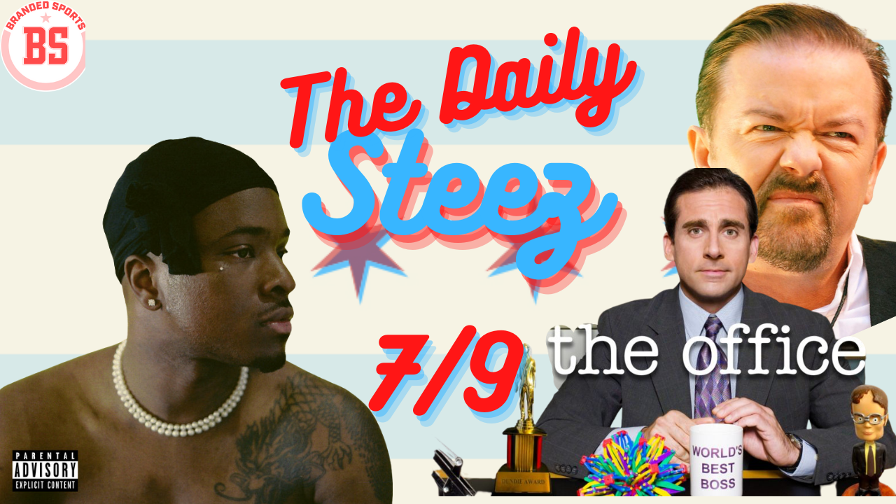 #TheDailySteez 7/9 – IDK's #USee4Yourself, Ricky Gervais, The Office Turns 20