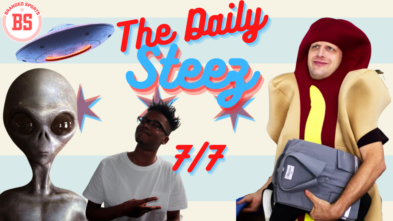 """#TheDailySteez 7/7 – The Return of """"I Think You Should Leave,"""" Nebu Kiniza, and the Roswell UFO Incident"""