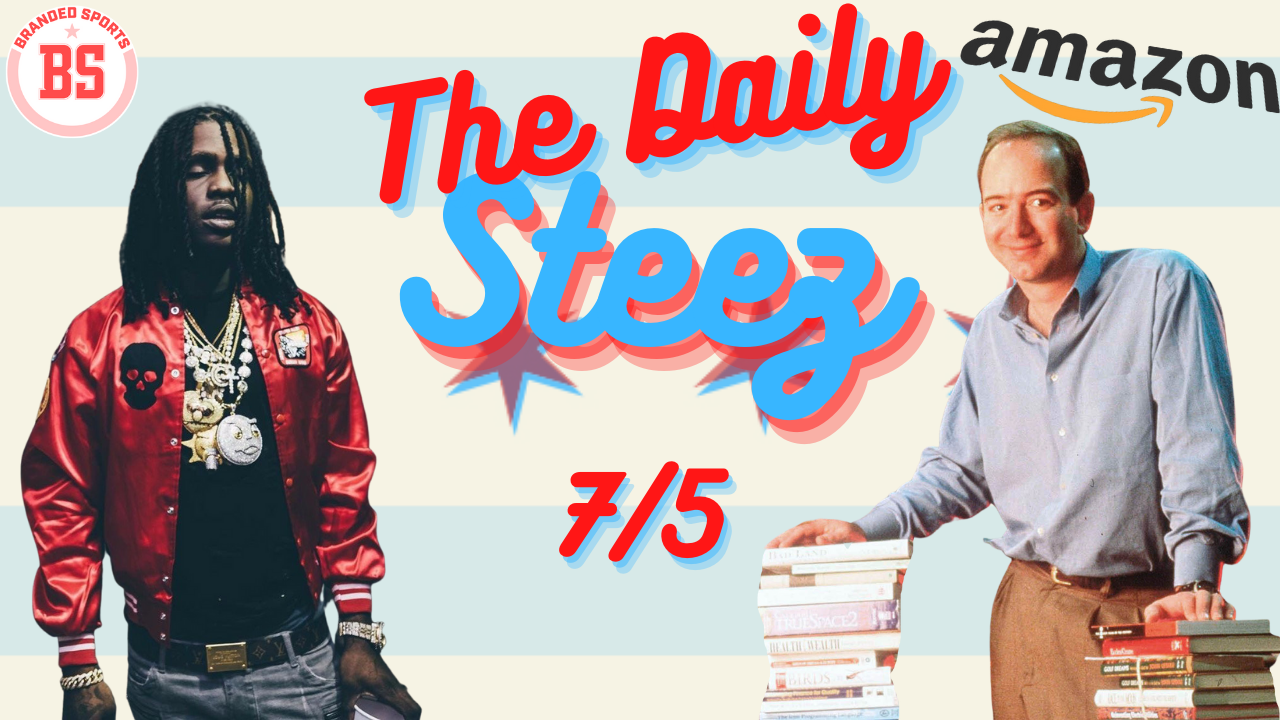 #TheDailySteez 7/5 – Chief Keef's Chicago Anthem and Amazon Turns 27