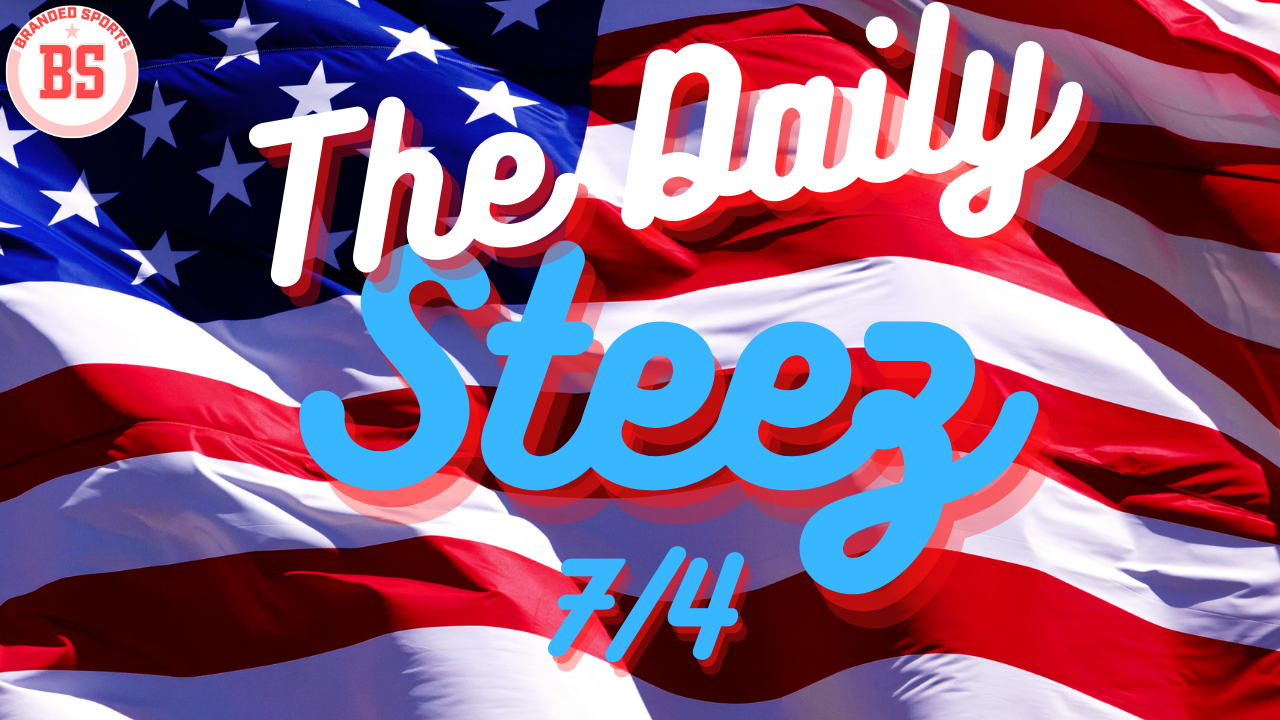 #TheDailySteez 7/4 – Independence Day, Brent Faiyaz, Drake