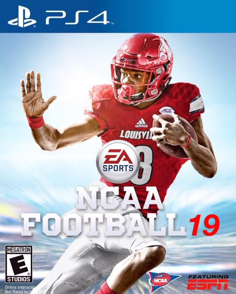 """The Covers of """"NCAA Football"""" That We Missed"""
