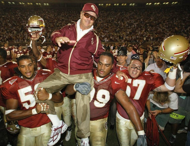 The Legend of Bobby Bowden