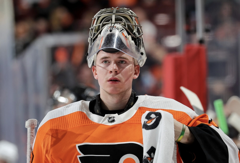 Flyers Re-Sign Hart