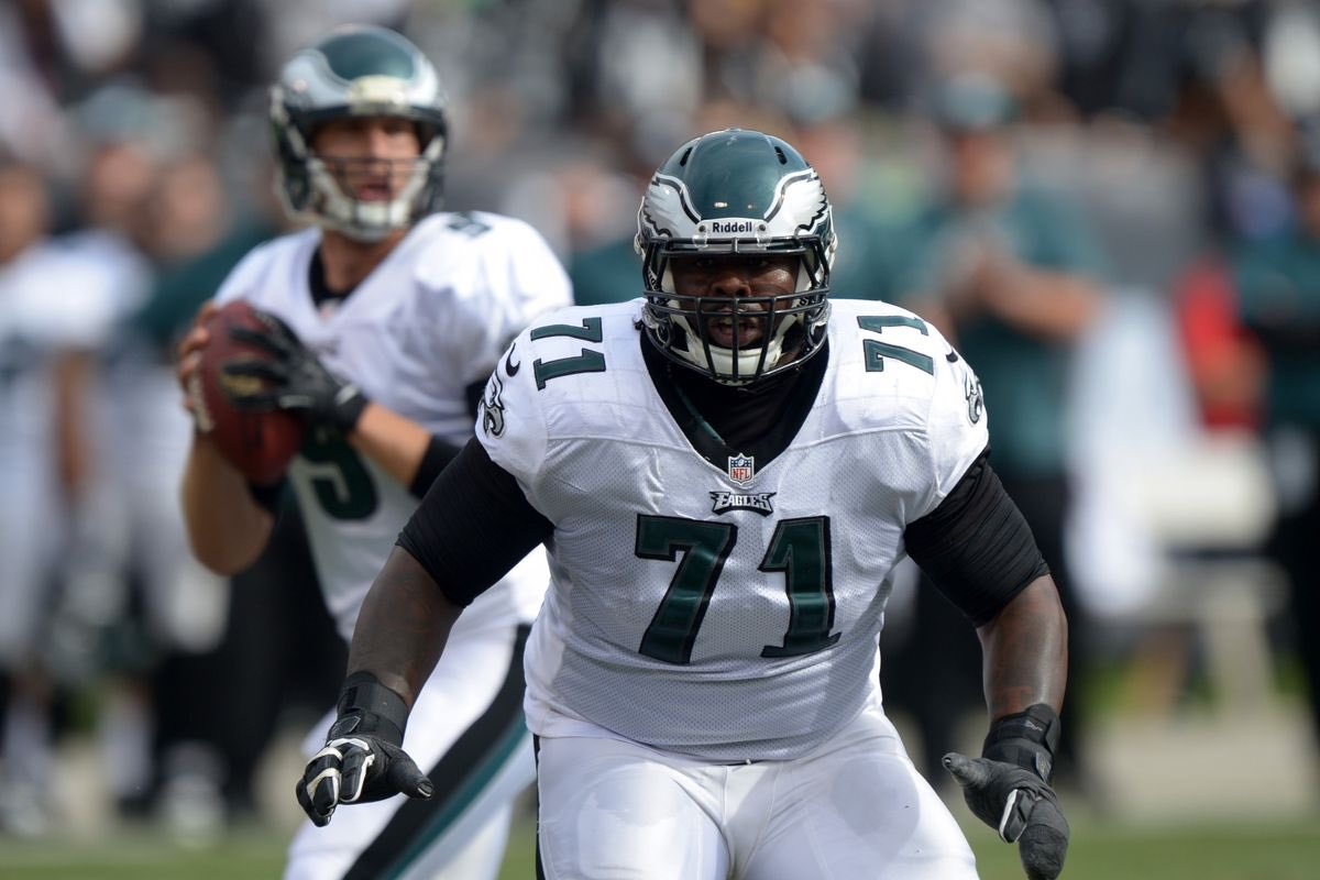Jason Peters Signs A One Year Deal