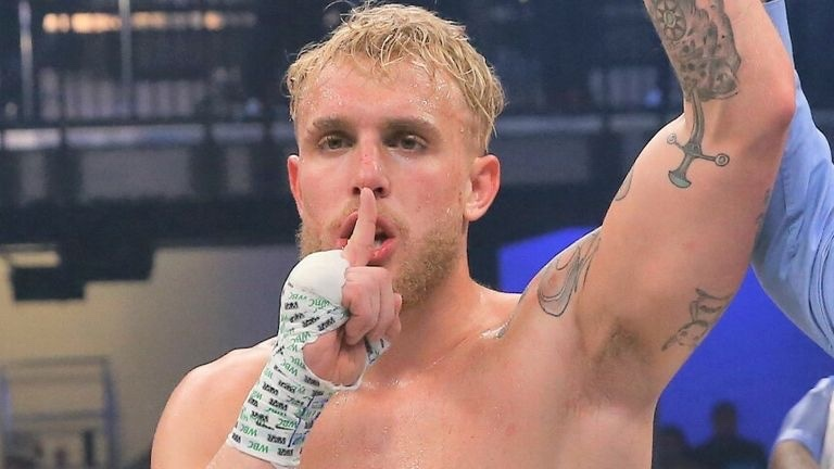 Jake Paul Retires From Boxing