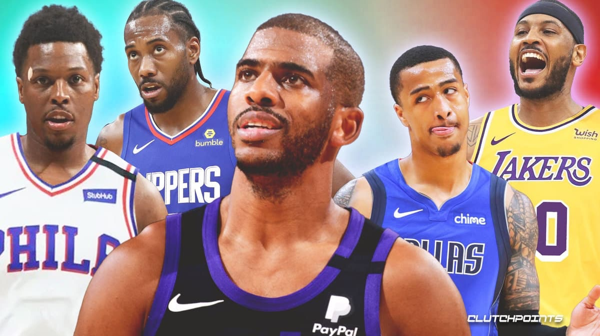 What To Expect When You're Expecting, NBA Free Agency Day 1