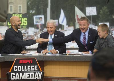 Who Will Be The Guest Picker on College Gameday for Auburn at Penn State?