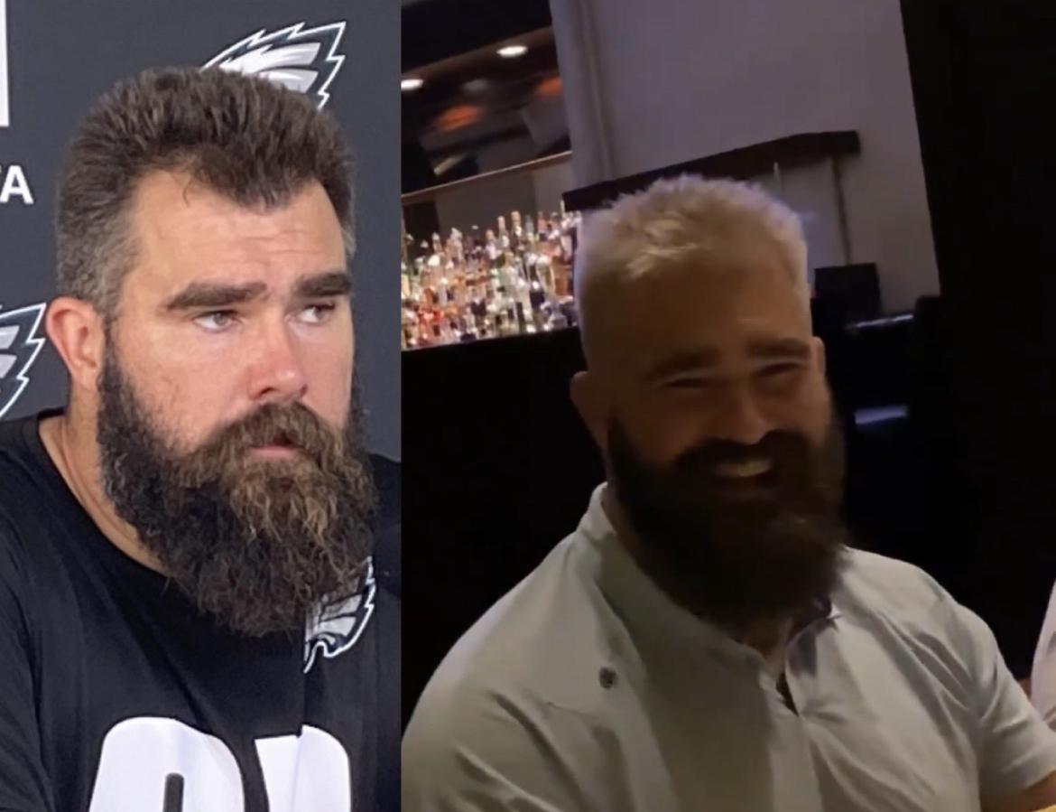 Will The Real Jason Kelce Please Stand Up