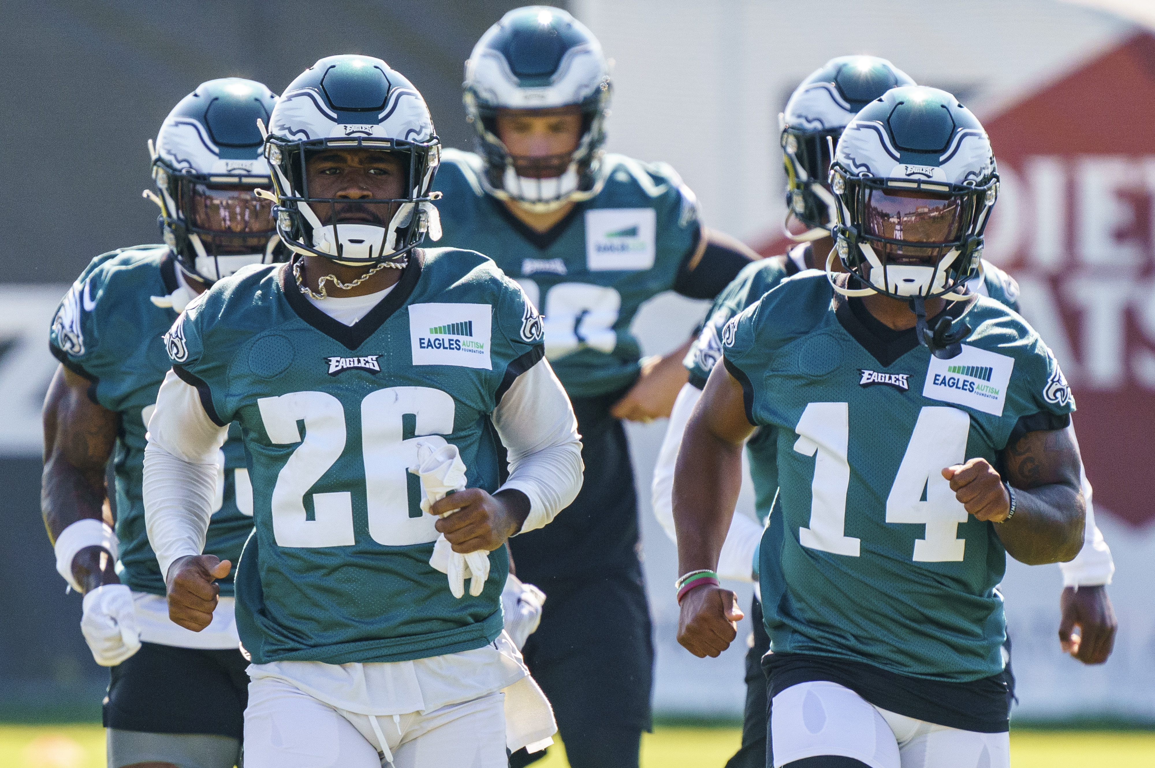 Could Kenneth Gainwell Be The Eagles RB1 Of The Future?