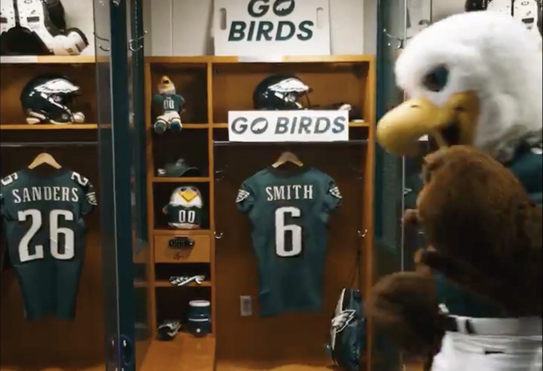 The Eagles 2021 Hype Video is a MUST WATCH