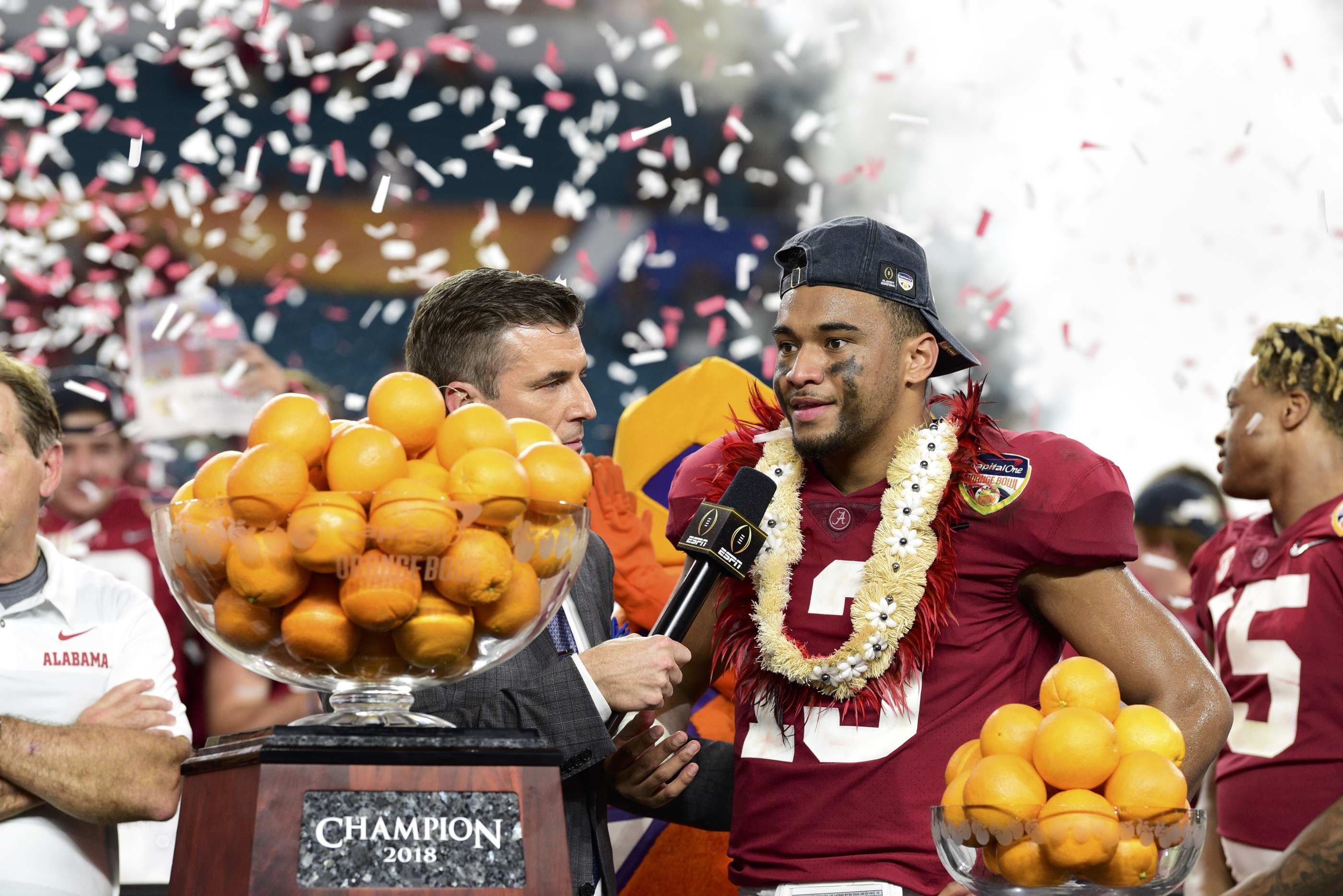 Battle For Orange Bowl Presented By @OddsCrowd Standings