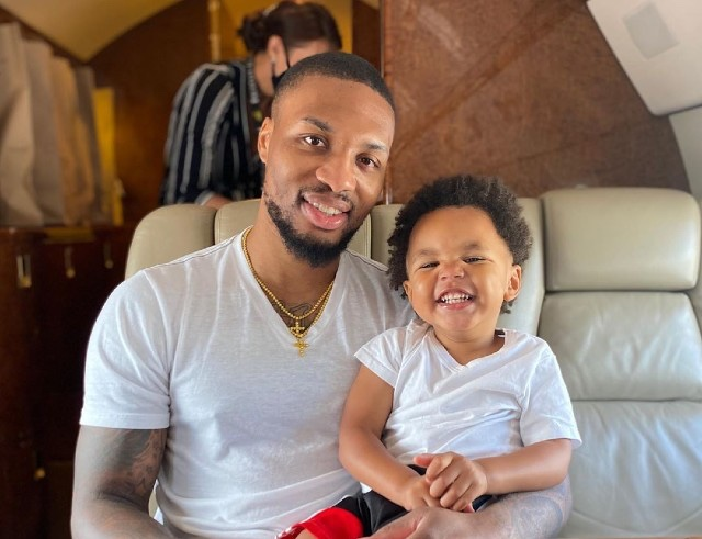 While The Rest Of The World Is Burning, We Should All Be A Bit More Like Damian Lillard